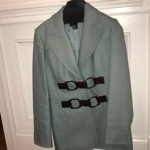 Etcetera Blue Riding Jacket